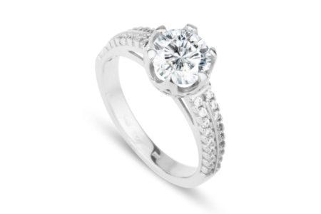 Zásnubní prsten značky FOX 28 (1)