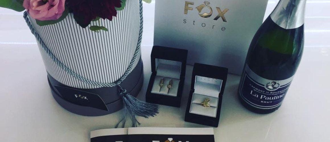 Produkt značky Fox silver